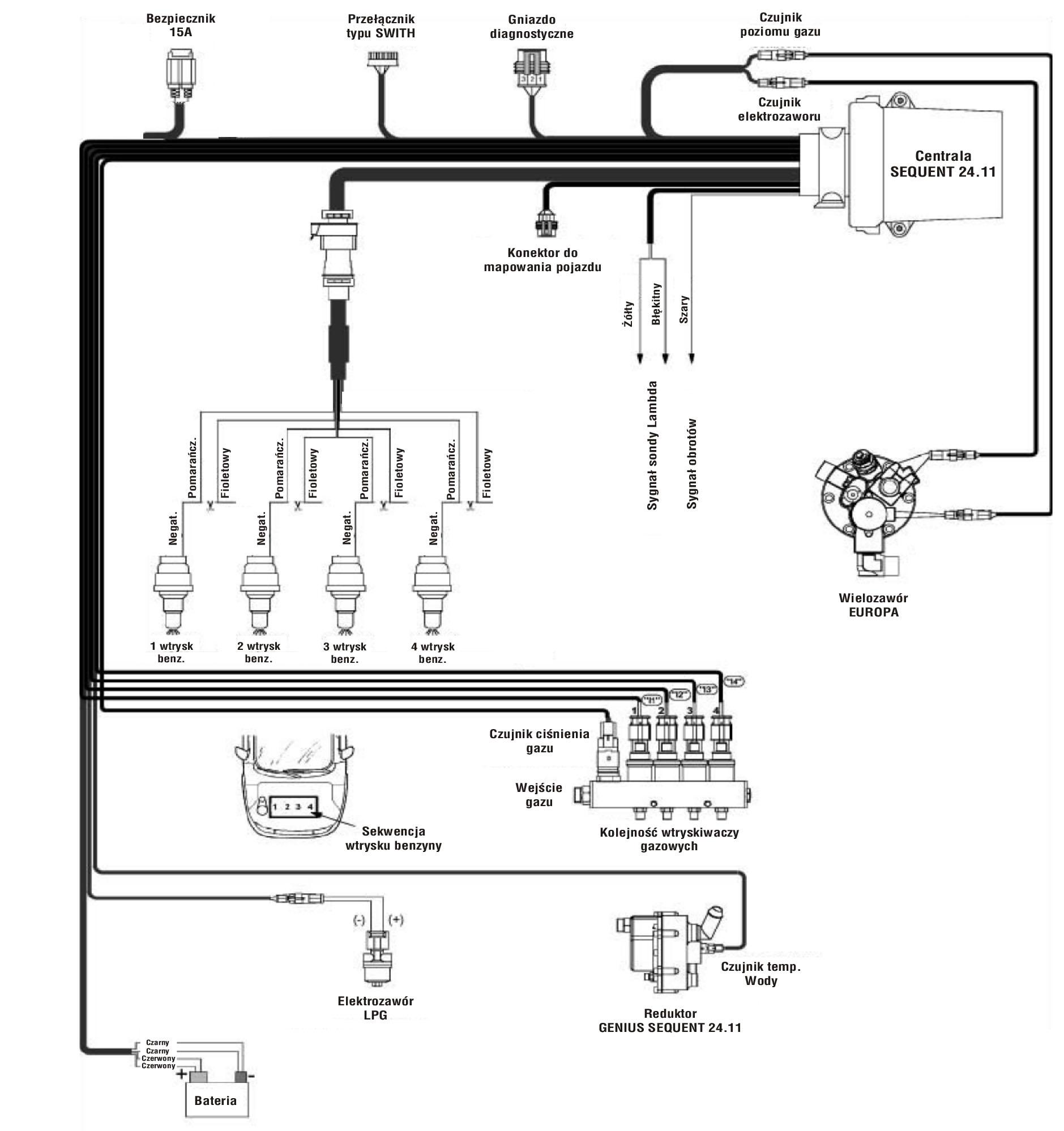 Схема sequent plug drive